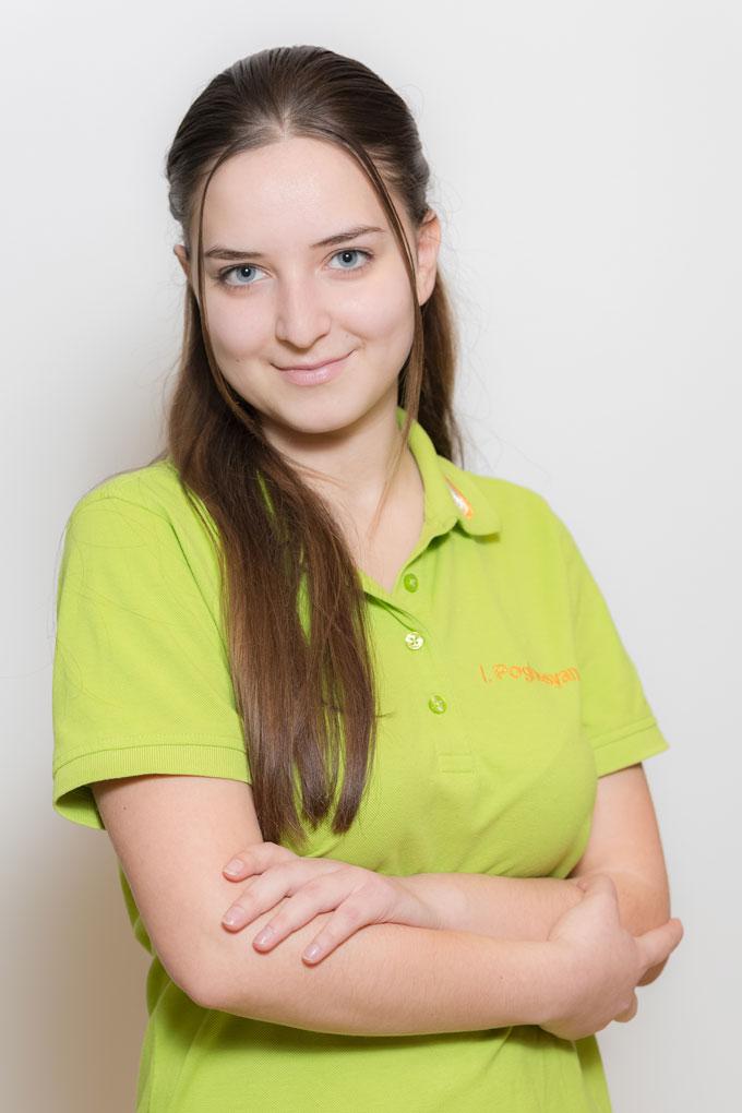 Irina Poghosyan