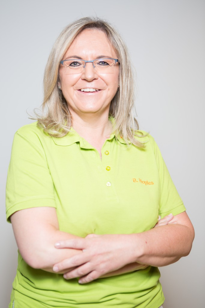 Brigitte Hopfes